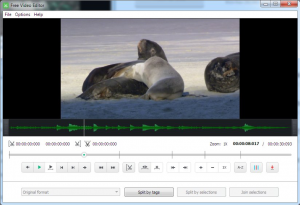 video editing for laptop